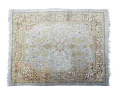 ZEIGLER CARPET SULTANABAD, WEST PERSIA, LATE 19TH/EARLY 20TH CENTURY 414CM X 326CM - SALE 336 - LOT 419 - LYON & TURNBULL