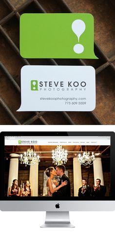Steve Koo Photography brand identity | Curious & Co. Creative