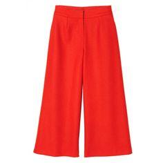 Jupe-culotte rouge Ekyog