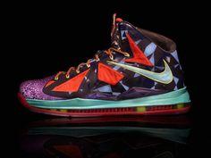 """#Nike #LeBron X """"What The MVP"""""""