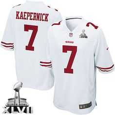 Cheap 24 Best Colin Kaepernick Jersey: Authentic 49ers Women's Youth Kids  supplier