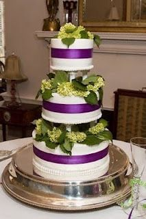 I would like to separate letters and add flowers in between. Makes for a HUGE cake without the cost!