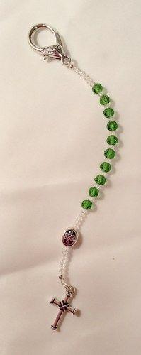 Hand-made Personal Pocket Rosary
