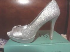My shoes for Kayla's wedding