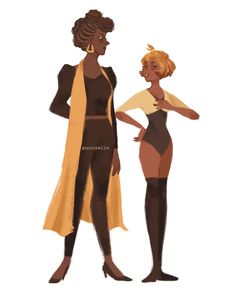 Human ballerina Pearls and their teachers! ||| Yellow Pearl and Yellow Diamond ||| Steven Universe Fan Art by punziella on Tumblr