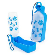 (For when we go shopping together and SDit gets thirsty) Top Paw™ Travel Water Bottle - Travel - Bowls & Feeding Accessories - PetSmart
