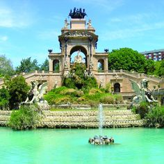 Parque del Retiro, Madrid/Spain