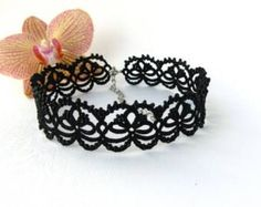 「tatting lace necklace」の画像検索結果