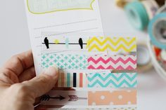 Organisez vos Washi Tape! - Scrapbooking & Loisirs créatifs - EntreARTistes 100% Scrapbooking !