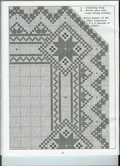 hardanger pattern # 31-2