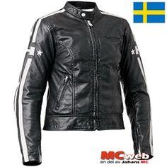 Jacka biker modell