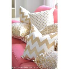 Kate Spade Inspired Rooms found on Polyvore