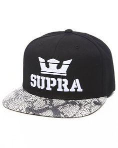 Supra x Above Starter Snapback Cap #HAT