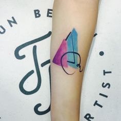tayfunbezgin: Triangle tattoos  (The Studio Tattoo & Graphical...