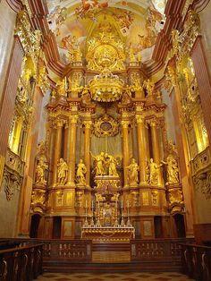 Melk Monastery, Melk, Austria Copyright: Michal Strzelbicki