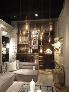 Luna Bella showroom