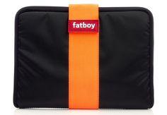 Fatboy Tablet Tuxedo Case Black