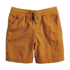 Upgrade his basics wardrobe with these boys' Jumping Beans ripstop shorts. Jumping Beans, Wardrobe Basics, Kohls, Toddler Boys, Baby Boy, Shorts, 18 Months, Size 12, Brown