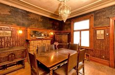 Spooky Montreal Home For Sale Gives Us The Creeps (PHOTOS)