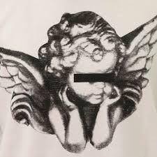 「H.NAOTO 天使 Tシャツ」の画像検索結果