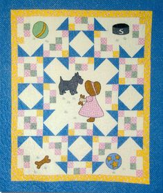 Sue and Scotty - PDF Quilt Pattern