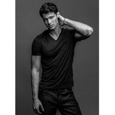 @mattvandevegte #male #model #menswear #mensfashion styling by @accessoryexpert