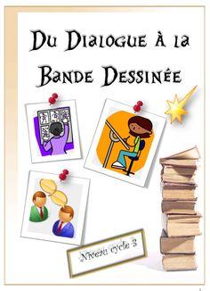 français : du dialogue à la bande dessinée - cycle 3 - partie 2 la bande-dessinée