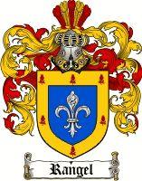 Rangel Coat of Arms / Rangel Family Crest