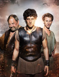 Ever wonder what would happen if you grabbed all the Greek myths and threw them into one ancient city? The BBC's Atlantis has you covered.