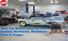 When it comes to restoration, we offer bodywork reconstruction, plastic welding, aluminum welding, colour matching, undersealing waxing, lead loading, trimming and classic upholstery, powder coating and a lot more.