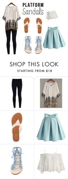 """Dressy and casual😜"" by aikekat ❤ liked on Polyvore featuring NIKE, WithChic, Charles Albert, Chicwish, Cornetti and Sans Souci"