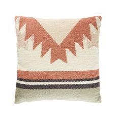 Cuscino in lana e cotone a motivi grafici, 45x45 | Maisons du Monde