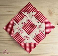Quilt square patterns - Farmer's Wife QAL Week 3 – Quilt square patterns Quilt Square Patterns, Square Quilt, Pattern Blocks, Quilting Projects, Quilting Designs, Sewing Projects, Vinyl Projects, Easy Quilts, Mini Quilts