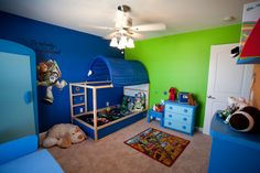 Toy Story Toddler Bedroom room with Ikea furniture Diy Toddler Bed, Boy Toddler Bedroom, Kids Bedroom Sets, Boys Bedroom Decor, Toddler Rooms, Bedroom Ideas, Bed Ideas, Decor Ideas, Toy Story Zimmer