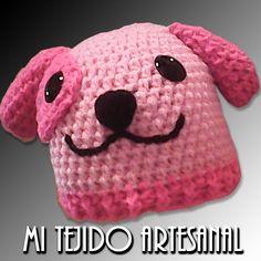 UN GORRITO FUERA DE SERIE !!!. Infinidad de creaciones  tejidas al crochet, para damas, bebés, niños, adolescentes y hombres. Realizo diseños personalizados por encargo.