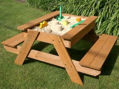 table sandbox