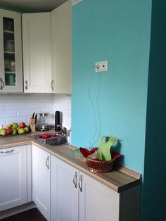 Kitchen Decor, Kitchen Design, Kitchen Cabinets, New Homes, House Design, Interior Design, Home Decor, Emerald, Ideas