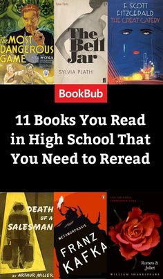 To Kill a Mockingbird, The Great Gatsby, Death of a Salesman and more!