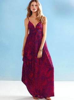 The Sexy Maxi Dress - Victoria's Secret