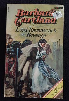 Lord Ravenscar's Revenge ~ BARBARA CARTLAND ~ Vintage Romance