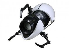 Portal 1:1 replica gun. SHUT UP AND TAKE MY MONEY! http://necaonline.com/33311/products/collectables/prop-replicas/portal-prop-replica-aperture-science-handheld-portal-device/
