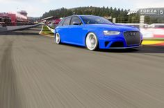 B8 Audi RS 5 Avant Joins Forza Motorsport 5 Lineup - Fourtitude.com