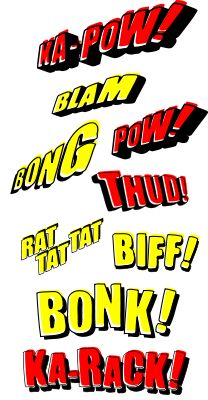 Using onomatopoeia in poetry: a great lesson for kids