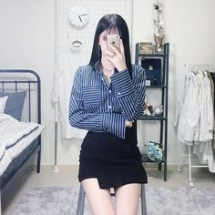 Korean Fashion, Ulzzang