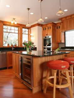 Kitchen Cabinets Mission Style mission style kitchen cabinets pictures | craftsman kitchen
