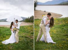 A relaxed and casual county style wedding (images: @klphotodesign via @coweddingsmag).