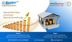 Core Banking Solution for Mid and Large Size all forms of Banking / Financial Institutions with Retail, Corporate Banking Solutions. Core Banking, Bank Financial, Bank Deposit, Banking Services, The Next Step, Risk Management, Financial Institutions, Software