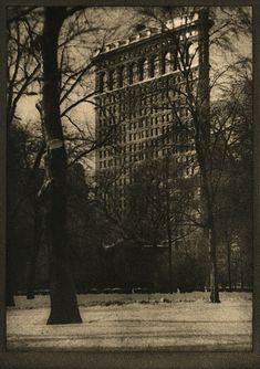The Flat Iron   COBURN, ALVIN LANGDON, b.1882-1966  New York, 1913