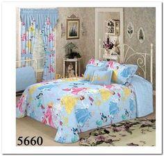 Детское постельное белье 5660 Принцессы. Купить постельное белье для детей 5660 Viluta - Постель Маркет (Киев)