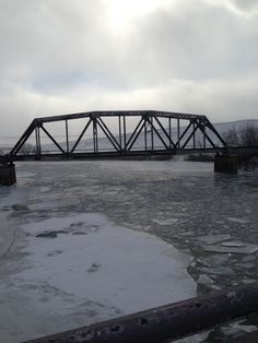 Like 1 in 5 bridges in the United States, the Calumet River Bridge in Gary, Indiana is structurally deficit #InvestinUS